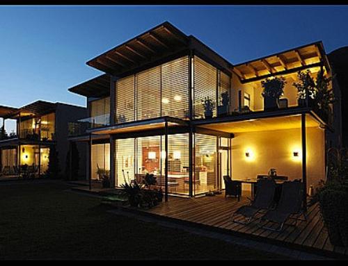 Passivhaus Wohnanlage Licht(er)leben